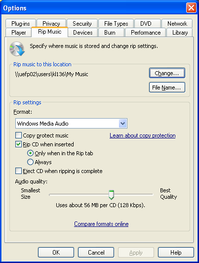 how to move the music folder to the d drive