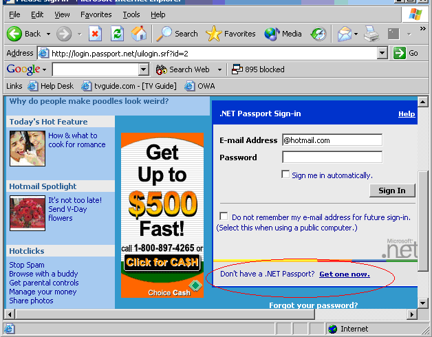 ots evansville edu - /techfaqs/E-mail_Outlook/How to setup a Hotmail